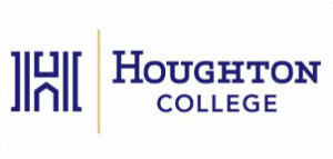Houghton College logo & text