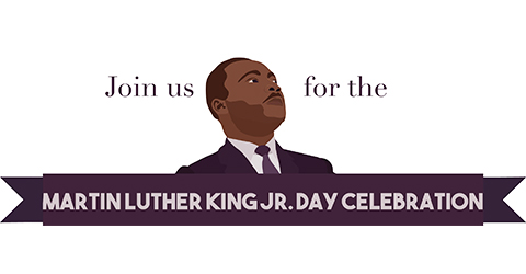 Join us for MLK Day