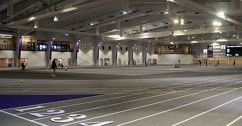 Field House at the Kerr-Pegula Athletic Center