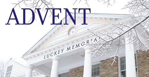 Advent - Luckey Memorial Building